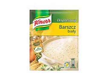 Knorr White Borscht Express (Ekspresowy Barszcz Bialy) Soup Mix 1.6 oz (45g)