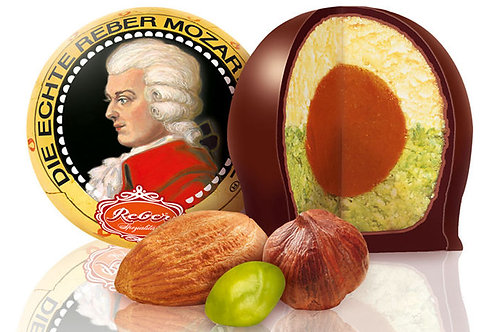 Reber Mozart Kugel (Ball) (Single) 0.7 oz (20g)