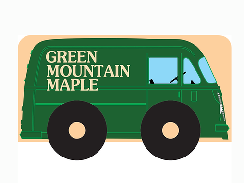 Green Mountain Maple Scoot Toy