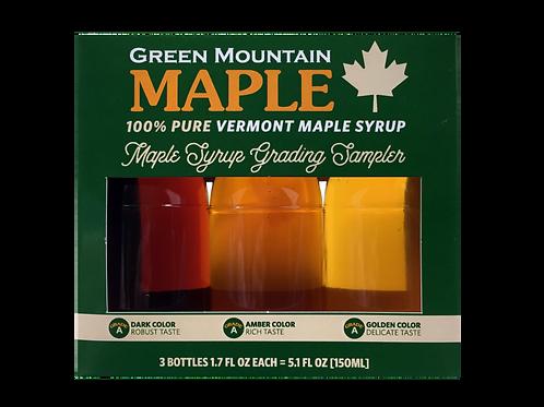 Maple Syrup Sampler