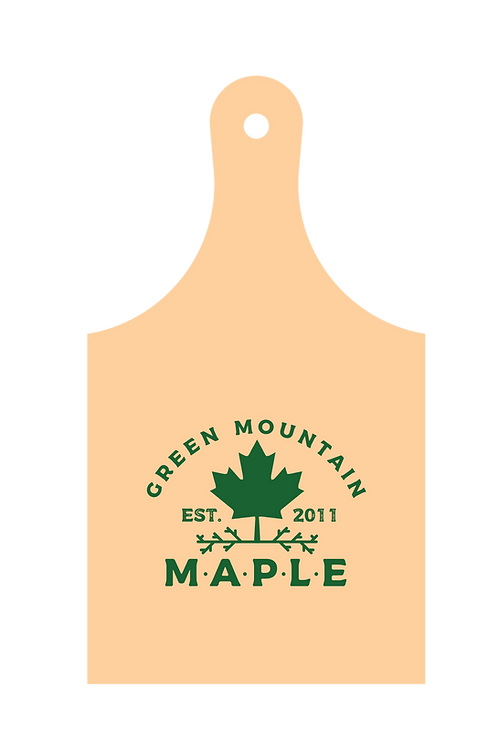 Green Mountain Maple Cutting Board