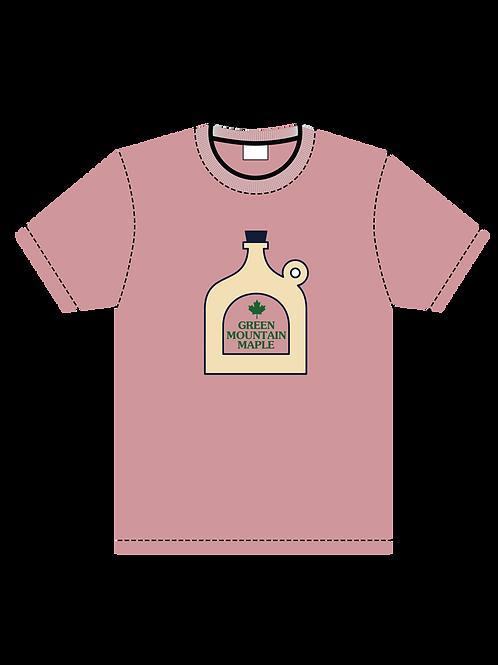 Green Mountain Maple Jug T-Shirt