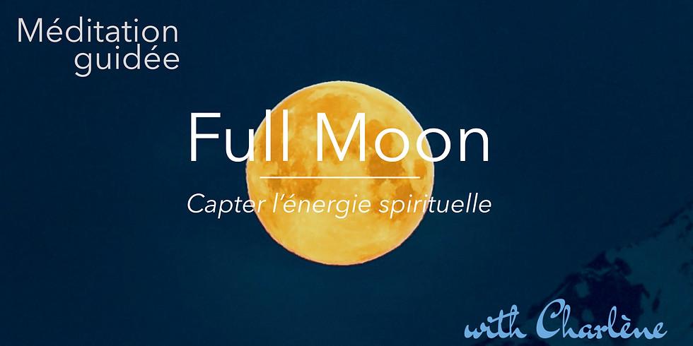 Full Moon Méditation