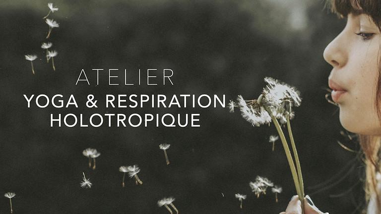 Atelier Yoga & Respiration Holotropique