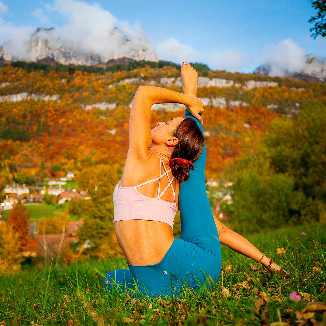 Yoga Souplesse (pure détente)