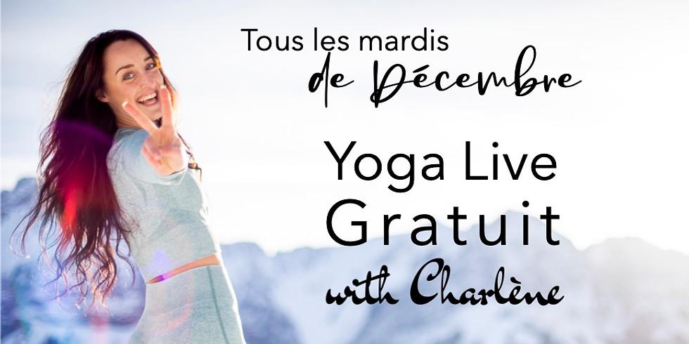 #3 Cadeau de Noël - FREE Yoga