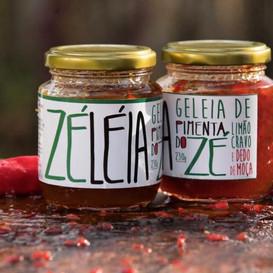 Geleia de pimenta - Pimenta do Zé