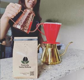 Café Fazenda Santa Helena - E2 Coffee