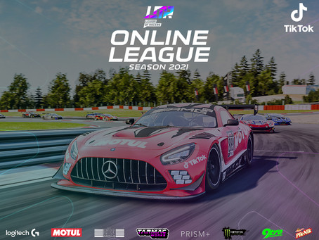LEGION OF RACERS ONLINE LEAGUE 2021 IS BACK WITH TIKTOK AS OFFICIAL BROADCAST PARTNER