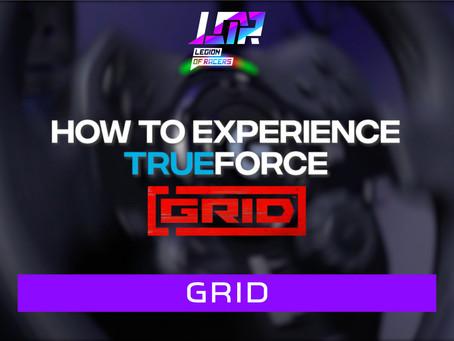 Logitech G923 Part 5: Grid
