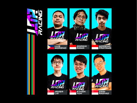 6 SIM RACERS FROM LEGION OF RACERS ESPORTS TEAM TO PARTICIPATE AT OLYMPIC VIRTUAL SERIES