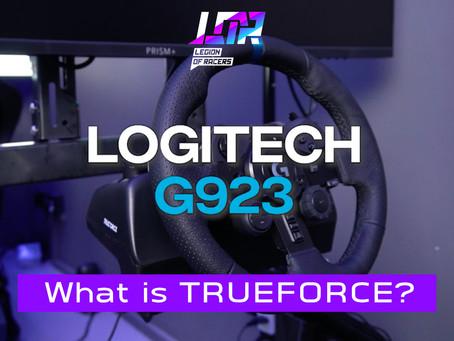 Logitech G923 TRUEFORCE: Part 1 - What is TRUEFORCE?