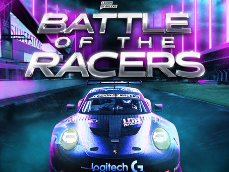 SEASON ENDING RACE TO HUNT FOR TOP LEGION OF RACERS SIMRACING TALENTS