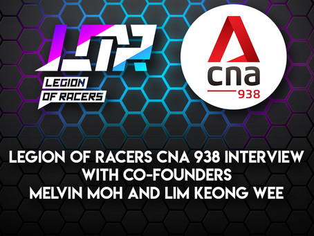Co-founders invited for interview on CNA 938!