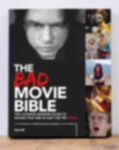 The Bad Movie Bible book