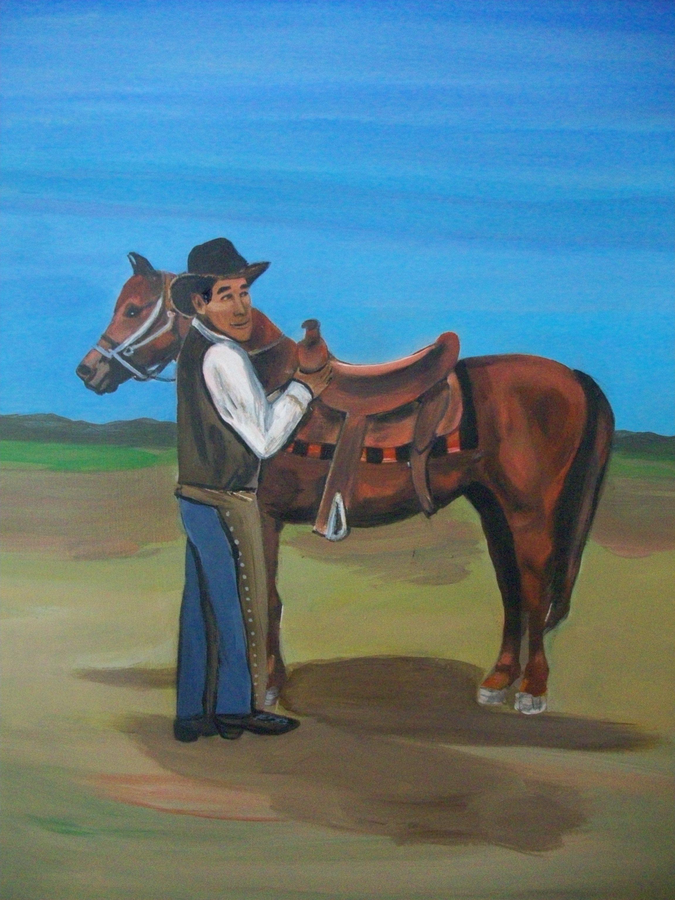 cowboyruben longerface