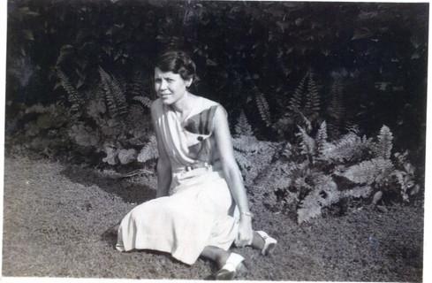 Grandma Mary Johnson, Amy's Hawaiian grandma