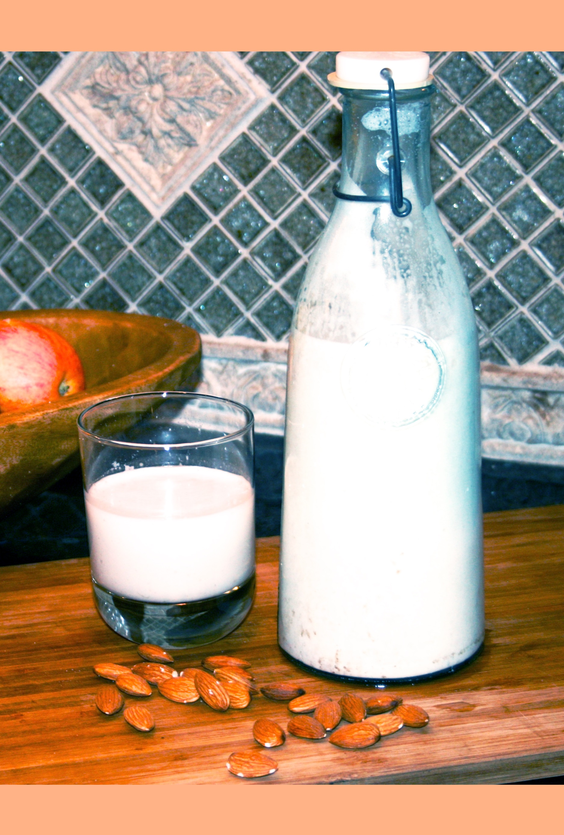 turkeyrecipepgalmond milk
