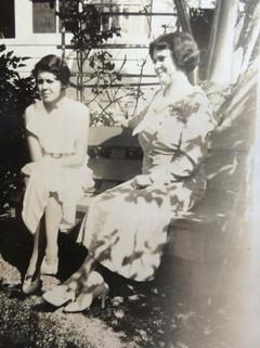 grandma Mary Johnson and my great grandma mary in hawaii, both born there and hawaiian, part Portuguese Hawaiian