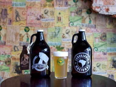 Credenciamento da Cervejaria Nacional coloca SP no mapa da My Growler