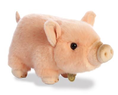 Pot Bellied Piglet Pink