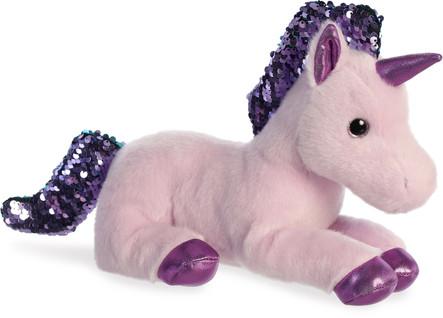 Shimmers Unicorn Purple