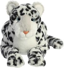 Asha White Leopard