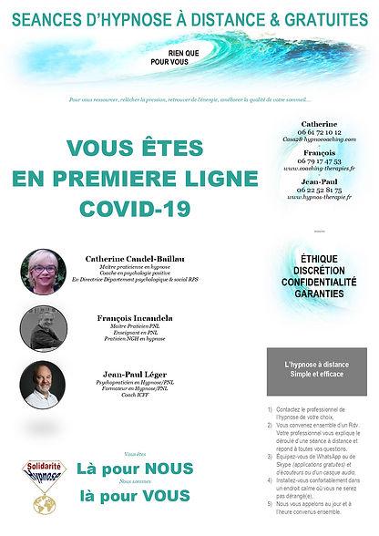 Solidarité Eure&Loire_Premières lignes COVID-19