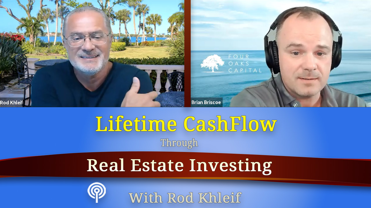 Lifetime CashFlow through Real Estate Investing