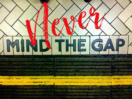 (Never)mind the gap - Everyone starts as a beginner