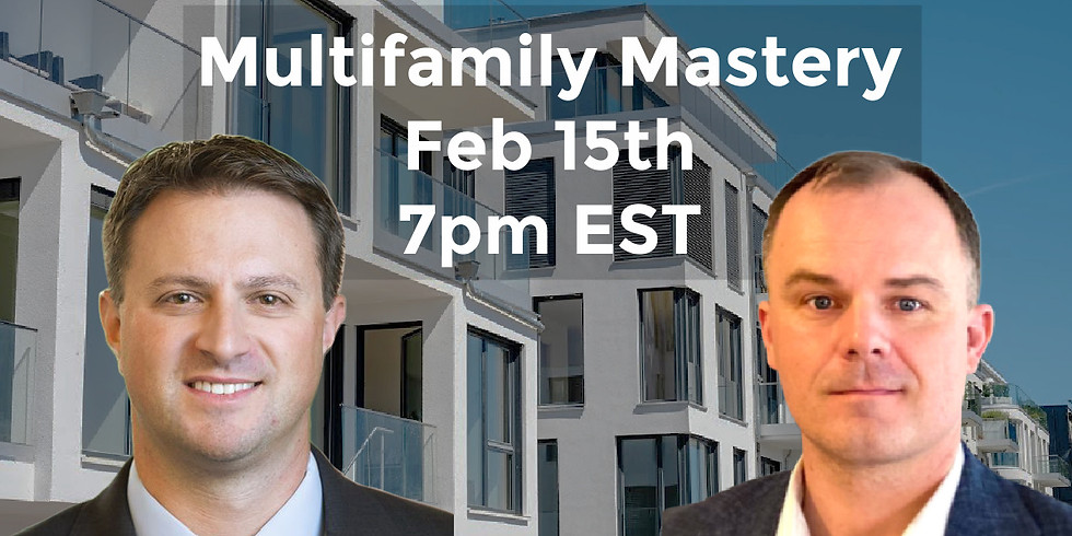 Multifamily Mastery by Four Oaks Capital with Special Guest Drew Whitson