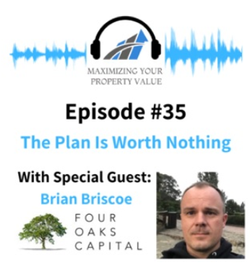 Brian Briscoe on Maximize Your Property Value podcast