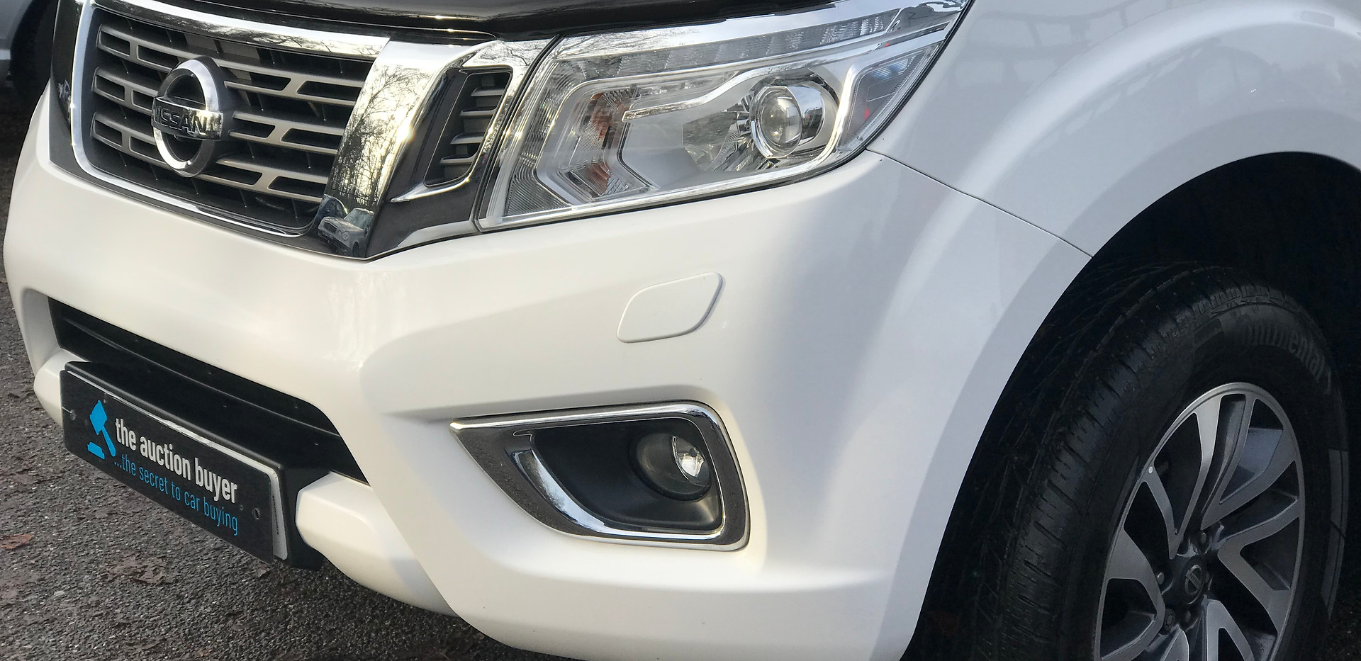 Nissan Navara | Sourced by Theauctionbuyer.com
