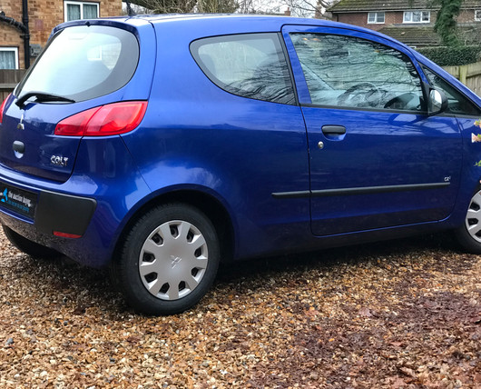 Mitsubishi Colt | Sourced by Theauctionbuyer.com
