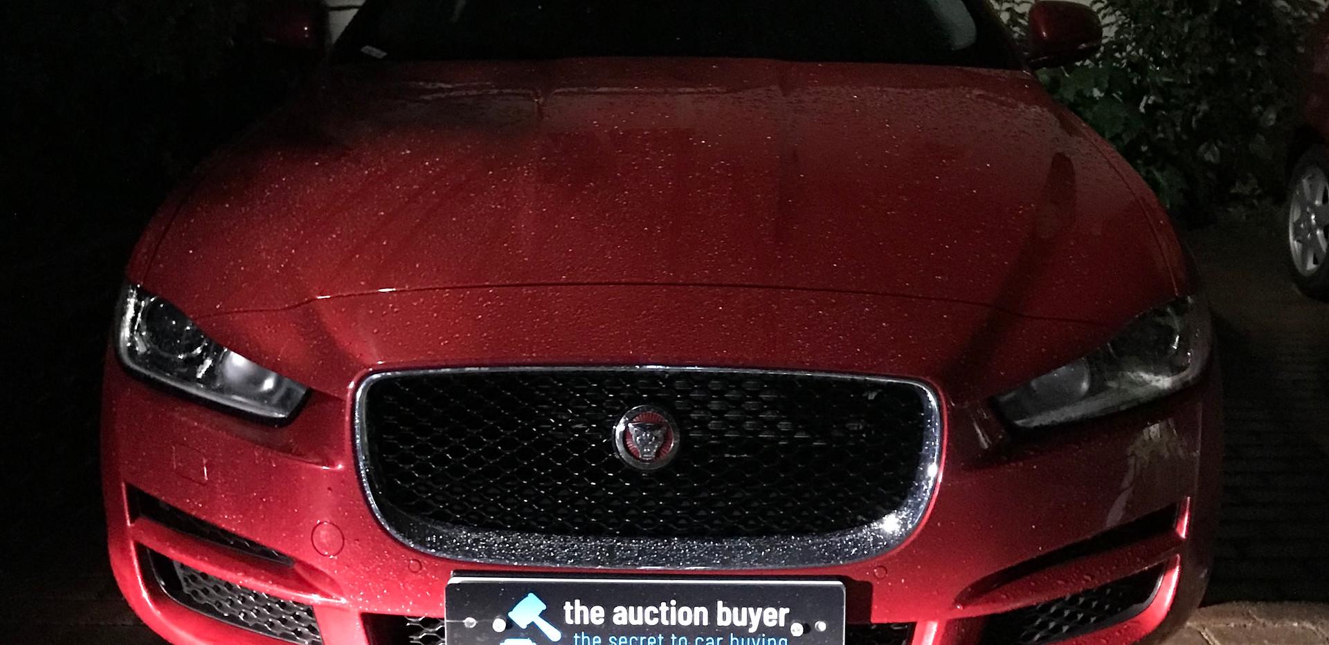 Jaguar XE Portfolio | Sourced by Theauctionbuyer.com