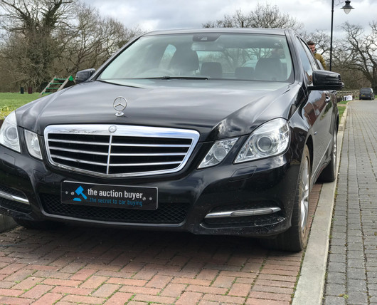 Mercedes E220 CDI | Sourced by Theauctionbuyer.com