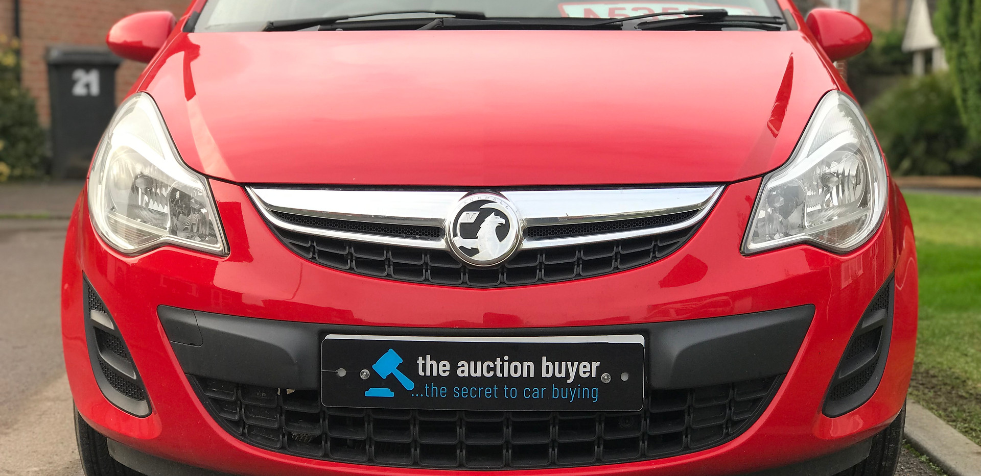 Vauxhall Corsa | Sourced by Theauctionbuyer.com