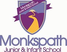 Monkspath Junior and Infant School logo