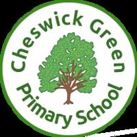 Cheswick Green Primary School logo