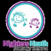 Highters Heath Nursery School logo