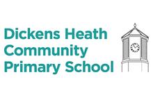 Dickens Heath Community Primary School logo