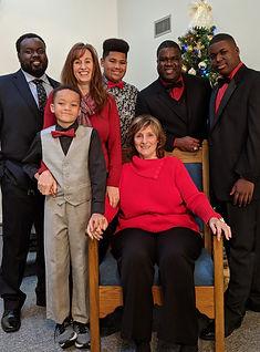 Pastor Joe Raymond Family