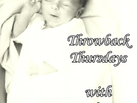 Throwback Thursday #3
