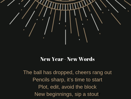 A Poem for the New Year