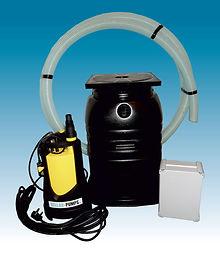 Cellar Pump waterproofing product