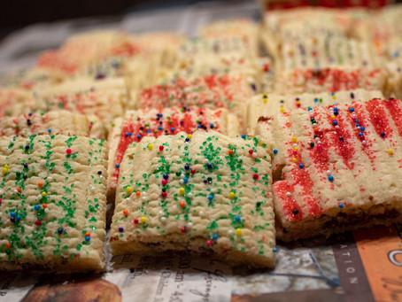 Grandma's Famous Christmas Cookies