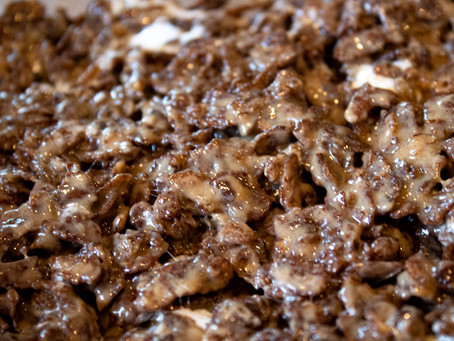 Chocolate Peanut Butter Best-Ever Rice Krispie Treats