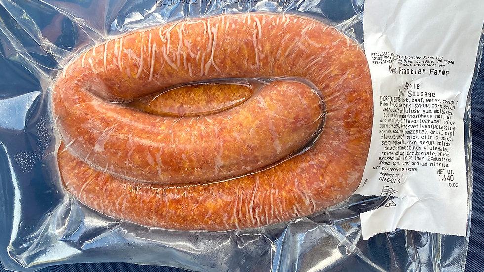 Maple Coil Sausage