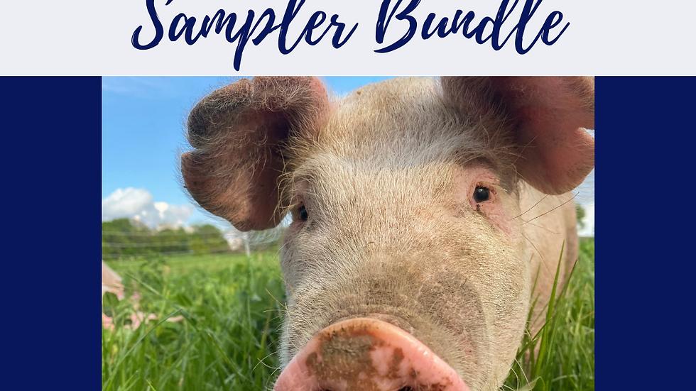 Pork Breakfast Sampler Bundle