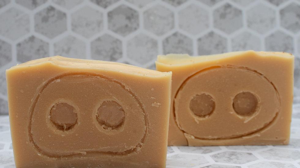 The Naked Pig Goat Milk Soap